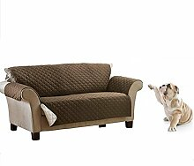 Insense Waterproof 3 Seater Sofa Slipcovers,