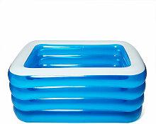 Insma - 180x150x72cm Aufblasbarer Pool für