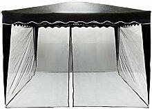 INSTENT® Moskitonetz für 3x3 Pavillon 12 m