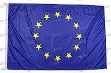 Institutionell Europa Flagge 225x150cm aus
