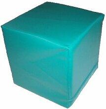 Insula Sana Sitzwürfel 40x40x40 cm - grün