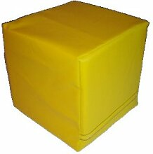 Insula Sana Sitzwürfel - 45 x 45 x 45 cm - gelb
