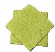 Insun Teppich Abwaschbarer Flauschige Hochflor