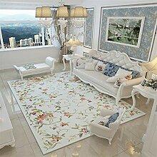 Insun Teppich mit Mustern Blüten Eleganz Teppiche