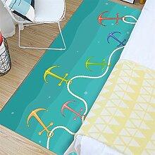Insun Teppiche Küchenmatten Fußmatten Waschbar