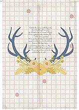 Insun Tür Vorhang Japanische Noren Vorhang