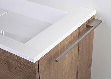 Intarbad Design Handtuchhalter Edelstahl Matt 400