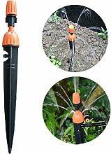 Integrierte Typ Einstellbar Inserted Tropfspritze Bewässerungs Werkzeug