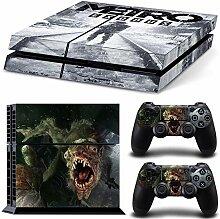 INTER FAST Chevalier PS4 Spielkonsolen-Aufkleber