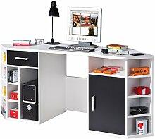 Inter Link Eckschreibtisch Büromöbel