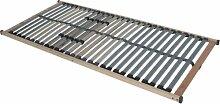 Interbett 554287 Rahmen Lattenrost Vita Med 28 mit 5 Zonen 28 Leisten nicht verstellbar 80 x 200