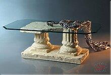 InterDecorShop Griechisch Couchtisch Akropolis Alt