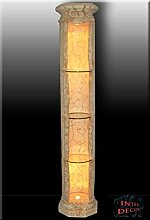 InterDecorShop Griechische Säule Säulenvitrine