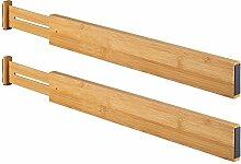 InterDesign Formbu faltbar Bambus