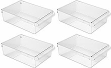 InterDesign Linus Aufbewahrungsbox, Kunststoff mit