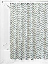InterDesign Nora Textil Duschvorhang |