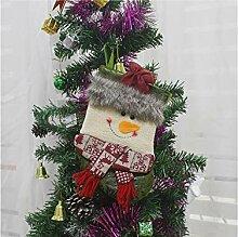 Interessant Schneemann Weihnachten Socken Candy
