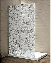 Interfoil wasserfeste Folie für die Dusche,