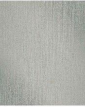 Interior Fabrics Strukturtapete, Grün/Grau