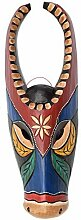 Interlifestyle Stier Maske 50cm im Afrika Style