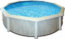 Interline 5-3418-2008 Pool Regent Durchmesser 5,50 m, Tiefe 1,32 m, Set 6 m 3