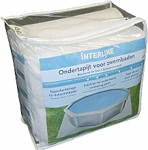 Interline 55600203 Unterleg Pool Vlies / Bodenvlies 4,00m 200g/m²