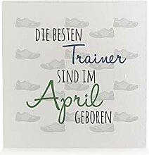 Interluxe HOLZBLOCK Shabby Trainer April Fitness