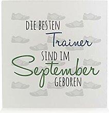 Interluxe HOLZBLOCK Shabby Trainer September