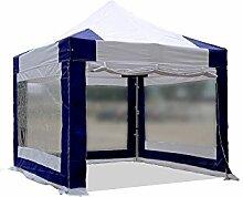 interouge Zelt klappbar, 3x 3m Aluminium und