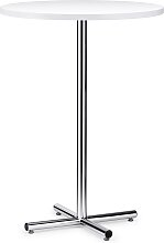 Interstuhl FORMEOis1 Stehtisch, rund, 70 cm Durchmesser