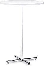 Interstuhl FORMEOis1 Stehtisch, rund, 80 cm Durchmesser
