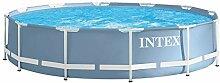 Intex–Poolumrandung Prisma Frame mit
