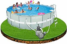 Intex 12-54956 Ultra Rondo II Frame Pool Set, 549