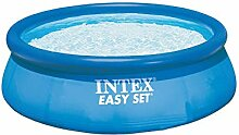 Intex 28112GN Easy-Pool Set, Kartuschenfilter