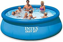Intex 28130NP  Easy-Set Pool ohne Filterpumpe, 366