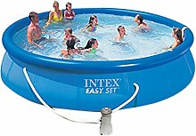 Intex 28162 Easy Set Pool mit Filterpumpe