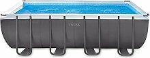 Intex 549x274x132 cm Schwimmbecken Swimming Pool Schwimmbad Ersatzpool Frame metal