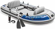 INTEX 68324 Boot Schlauchboot Angelboot Paddel