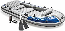 INTEX 68325 Boot-Set 'Excursion 5'