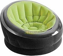 Intex Aufblasbare Sessel grün