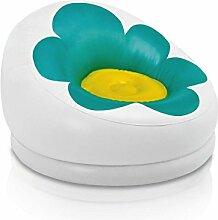 Intex Aufblasbarer Sessel Blume grün