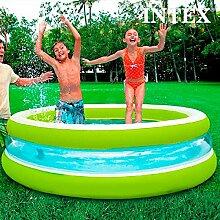 Intex Aufblasbares Schwimmbecken für Kinder (Ø