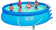 Intex Aufstellpool Easy Set Pool Set mit