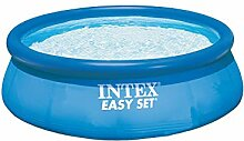 Intex Easy Set Pool - Aufstellpool - Ø 366 x 76