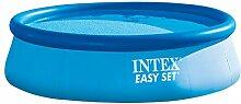 Intex Easy Set Pool - Aufstellpool, 366cm x 366cm