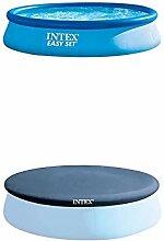 Intex Easy Set Pool - Aufstellpool mit Filter,