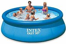 Intex Easy Set Pool Cover - Poolabdeckplane - Ø
