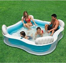 INTEX Familien-Swimmcenter, 229 x 229 cm,