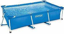 Intex Family Pool, blau, 260 x 160 x 65 cm