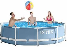 Intex Frame Pool Set Prism Rondo Aufstellpool,
